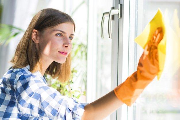 Clean Windows With Nano Coating