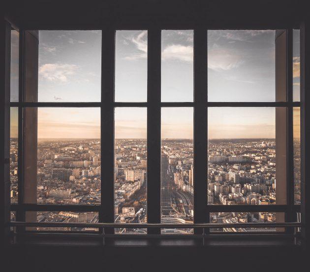 thermal insulation coating window